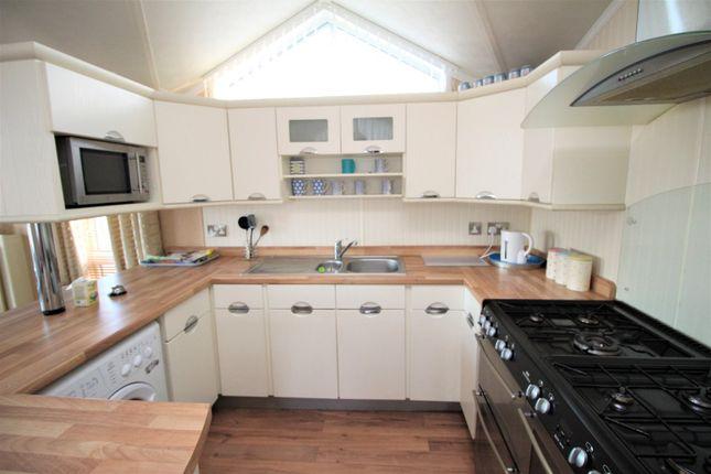 Kitchen of Cygnet Park, The Links, Whitley Bay NE26