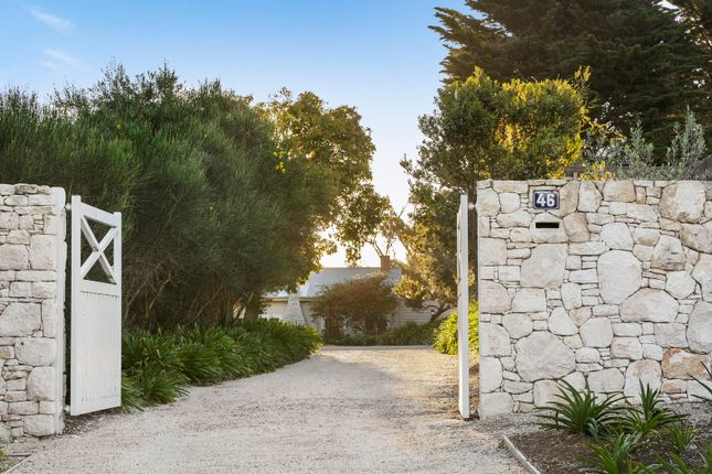 Thumbnail Country house for sale in 46, Franklin Road, Portsea, Australia