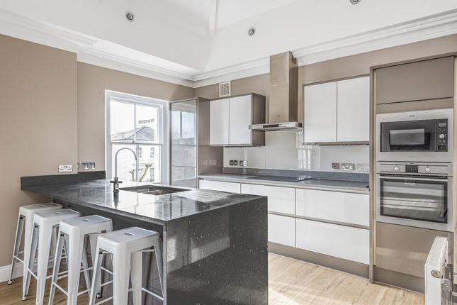 Kitchen of Buckland Crescent, London NW3