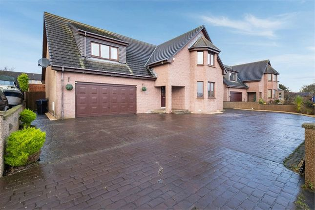 Thumbnail Detached house for sale in Montrose Road, Inverbervie, Montrose, Aberdeenshire