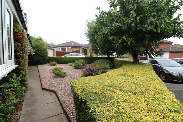Front Garden of Edward Street, Preston PR5
