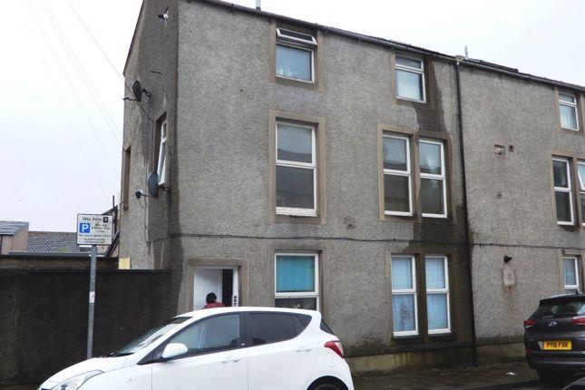 Thumbnail Flat for sale in 5 Devonshire Street, Workington, Cumbria