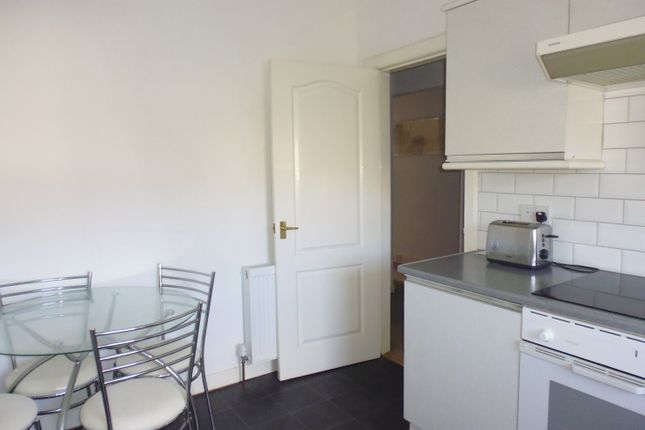 Kitchen  of Flat 2/1, 2 Eden Place, 179 High Street, Rothesay, Isle Of Bute PA20