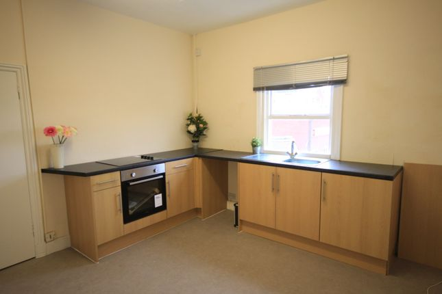 Thumbnail Flat to rent in Walsall Road, Cannock