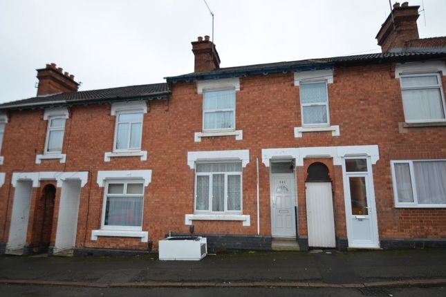 Thumbnail Terraced house to rent in Russell Street, Kettering