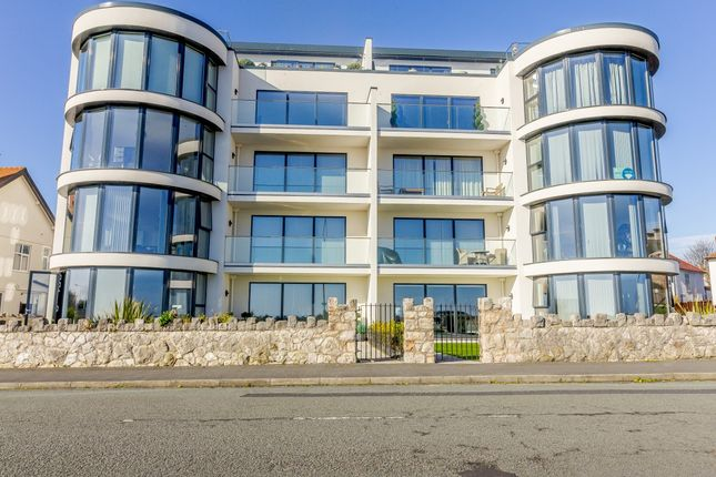 Thumbnail Flat for sale in Marine Drive, Colwyn Bay, Conwy
