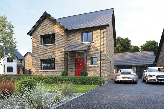 Thumbnail Detached house for sale in Station Road, Prees, Whitchurch