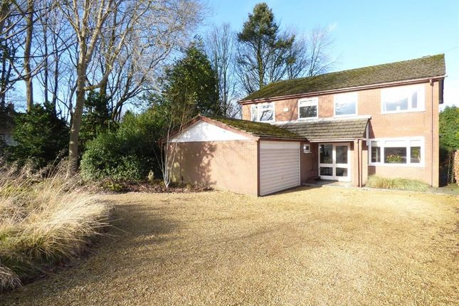 Thumbnail Detached house for sale in Ivy Lane, Macclesfield, Cheshire