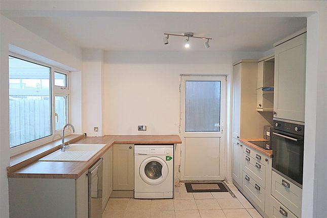 Kitchen of Gradon Close, Barry CF63
