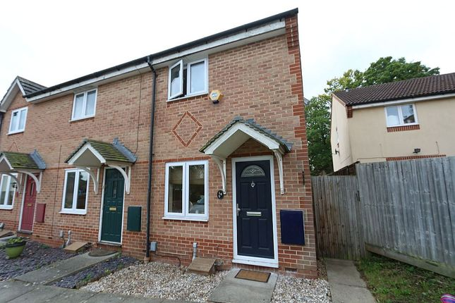 Thumbnail End terrace house for sale in Lingmoor Drive, Watford, Hertfordshire