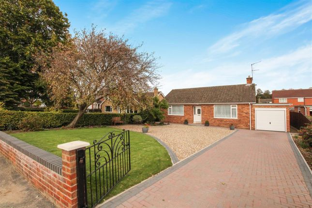 Thumbnail Detached bungalow for sale in Spellowgate, Driffield