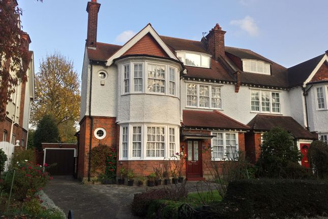 Thumbnail Semi-detached house for sale in Friern Barnet Lane, Whetstone