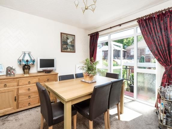 Dining Room of Dorchester Road, Swinton, Manchester, Greater Manchester M27