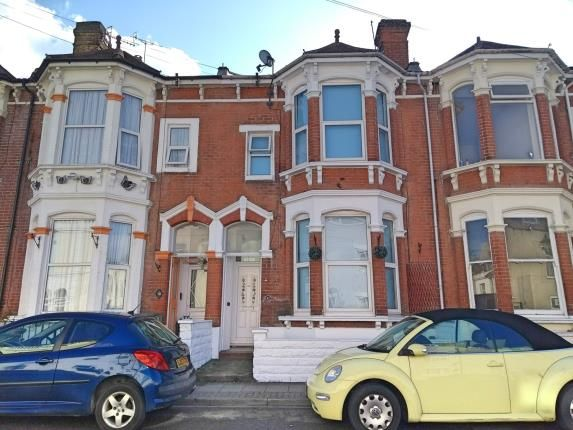 Thumbnail Terraced house for sale in Beach Road, Southsea