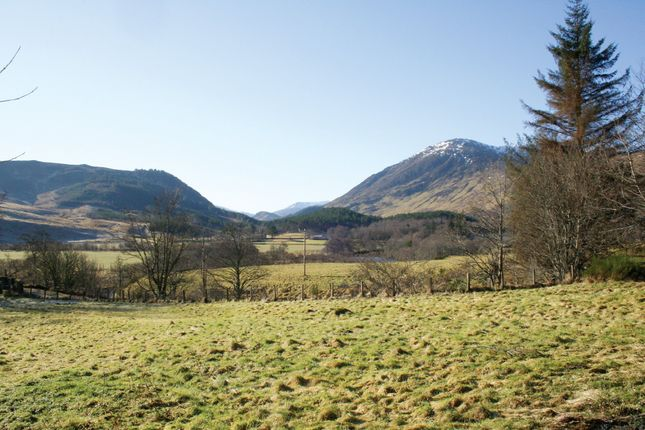 Thumbnail Land for sale in Plot At West Porin, Strathconnon