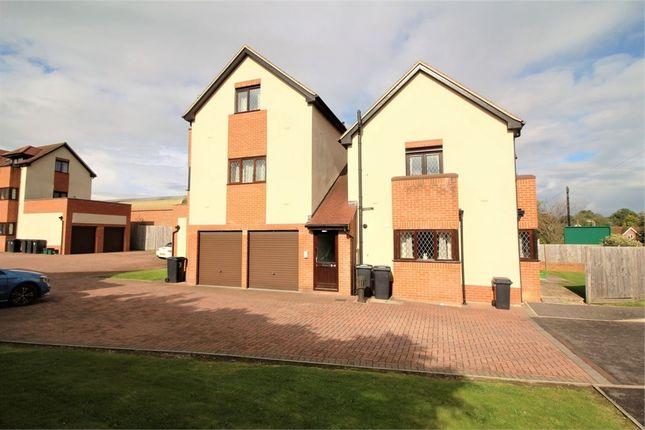Thumbnail Flat for sale in Brian Dowding Court, Tilehurst, Reading, Berkshire