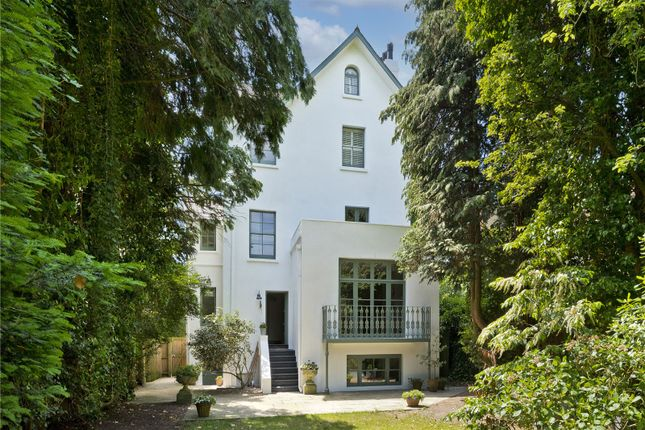 Thumbnail Detached house for sale in Oak Hill Road, Surbiton, Surrey