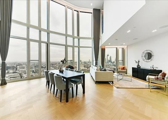 Thumbnail Flat to rent in South Bank Tower, Southbank, London