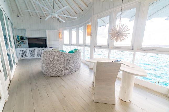 TV Lounge of Medufaru Island, Noonu Atoll, Maldives