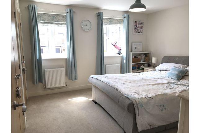 Master Bedroom of Ivy Bank, Witham St Hughs LN6
