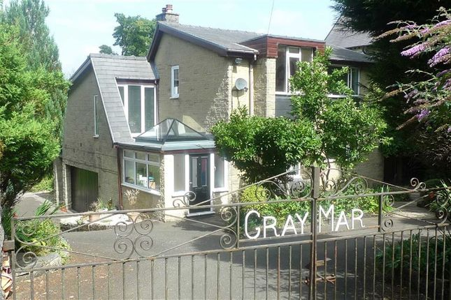 Thumbnail Detached house for sale in Bishops Lane, Buxton, Derbyshire