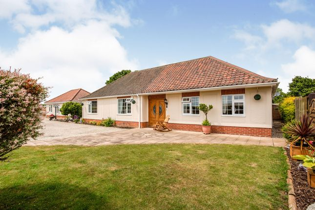 Thumbnail Bungalow for sale in Ipswich, Suffolk