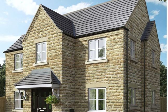 Thumbnail Detached house for sale in Hibbert Lane, Marple