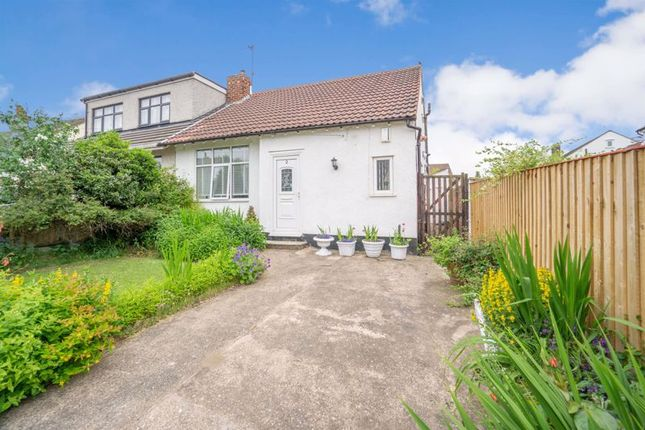 Thumbnail Semi-detached bungalow for sale in St. Michaels Grove, Moreton, Wirral