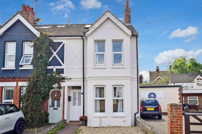 Thumbnail End terrace house for sale in The Drive, Worthing, West Sussex