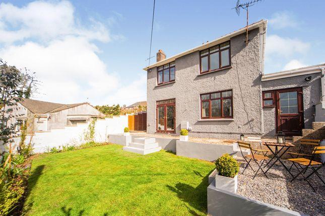 3 bed detached house for sale in Park Terrace, Llanharan, Pontyclun CF72