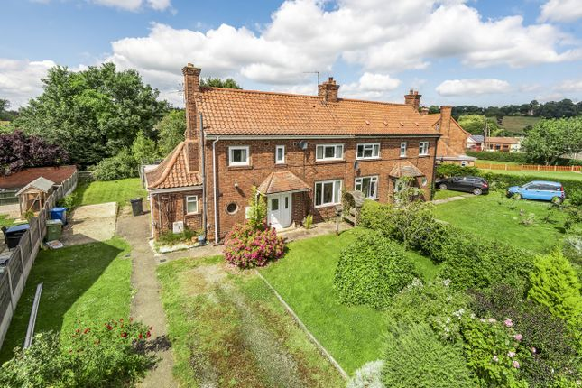 Thumbnail Semi-detached house for sale in Kexby Road, Glentworth