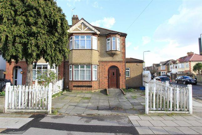 Thumbnail Semi-detached house for sale in Goodmayes Lane, Goodmayes, Essex