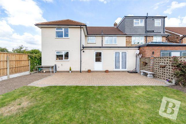 Thumbnail End terrace house for sale in Lovell Walk, Rainham