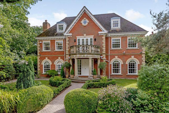 Thumbnail Property for sale in Park Drive, Little Aston Park, Sutton Coldfield