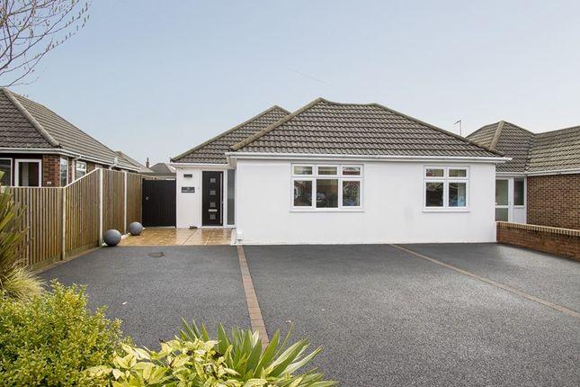 Thumbnail Detached bungalow for sale in Darbys Lane, Oakdale, Poole
