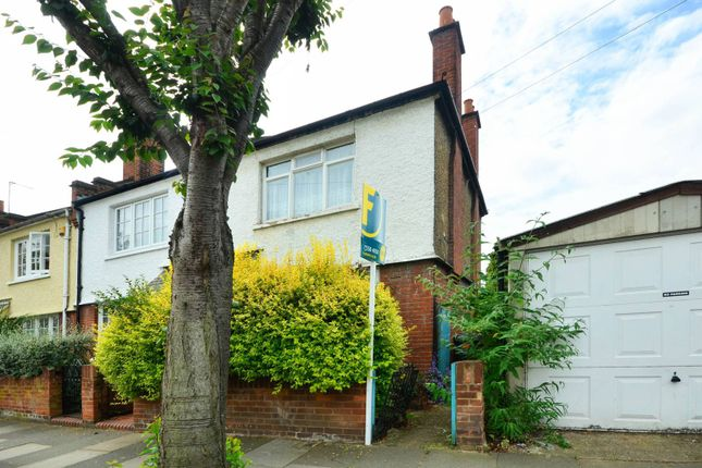 Thumbnail Flat for sale in Sketty Road, Enfield Town