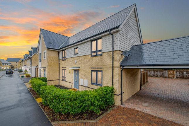 Thumbnail Semi-detached house for sale in Laurence Byrne Avenue, Stanway, Colchester