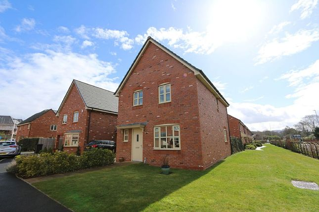 Thumbnail Detached house for sale in Campion Place, Astbury, Congleton, Cheshire