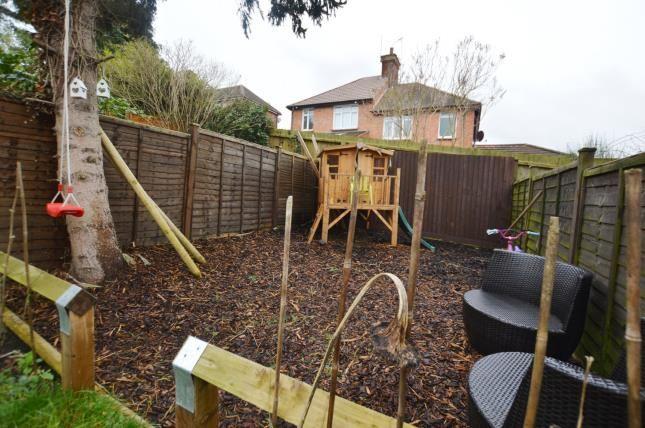Garden of Bective Road, Kingsthorpe, Northampton, Northamptonshire NN2