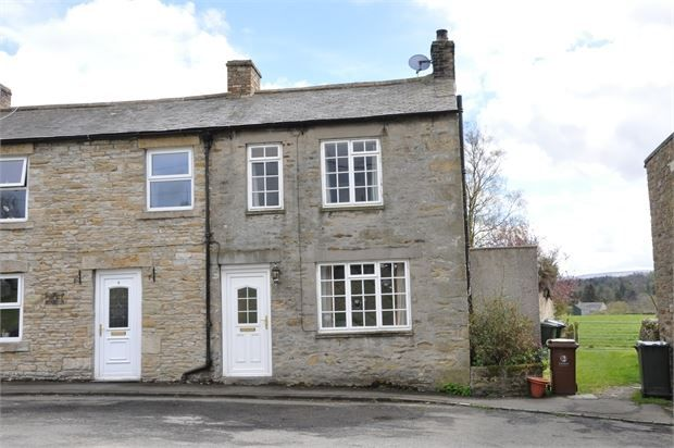 Thumbnail End terrace house for sale in Batey Terrace, Catton
