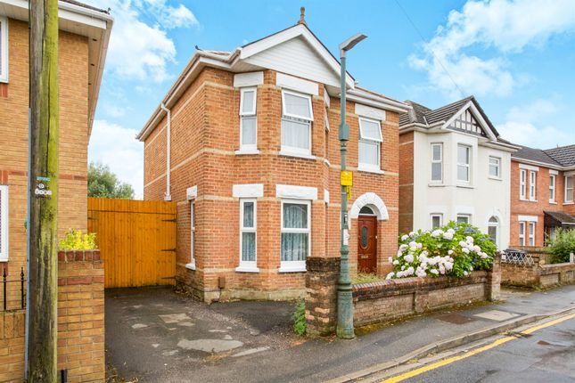 Thumbnail Detached house for sale in Alton Road, Bournemouth