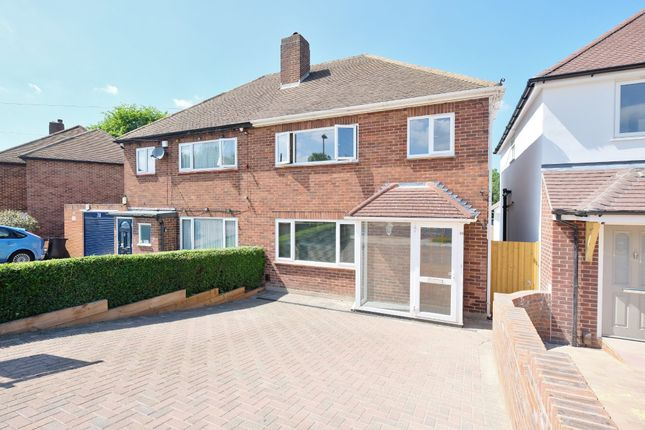 3 bed semi-detached house for sale in Windsor Drive, Chelsfield, Orpington