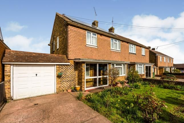 Front of Woodlands Rise, Swanley, Kent, . BR8