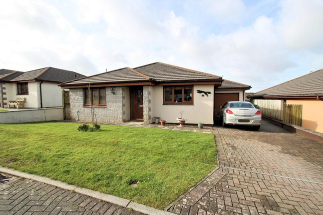Thumbnail Detached bungalow for sale in Beauchamp Meadow, Redruth