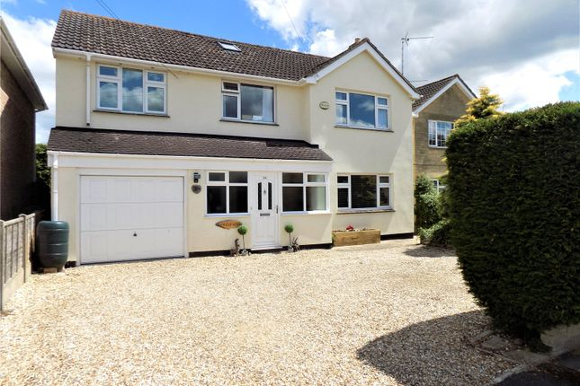 Thumbnail Country house for sale in Restrop View, Purton, Swindon, Wiltshire
