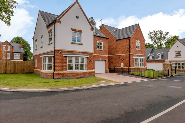 Thumbnail Detached house for sale in 11 Carriage Close, Nottingham