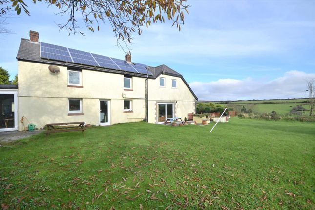 Thumbnail Detached house for sale in Porkellis, Helston