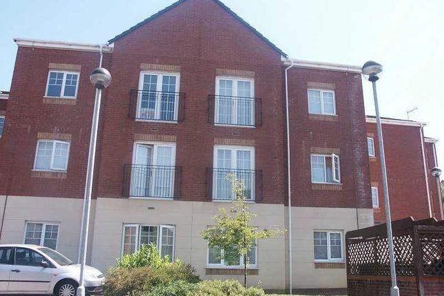 Thumbnail Flat to rent in 41c Edith Mills Close, Cwrt Penrhiwtyn, Neath .