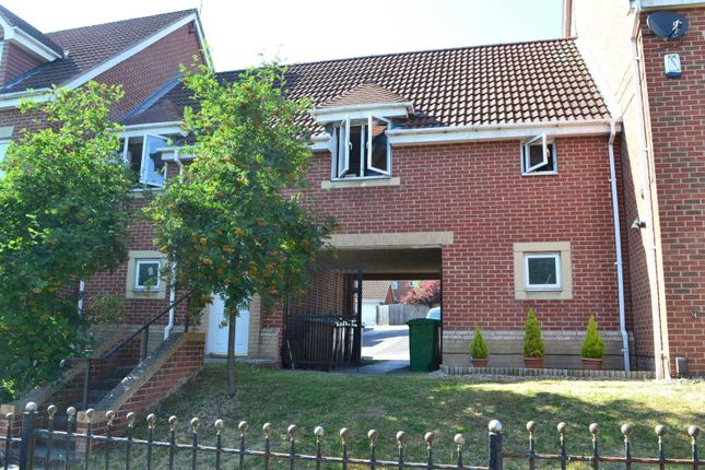 Thumbnail End terrace house for sale in Williamson Row, Arnold Road, Nottingham NG5 5Xb