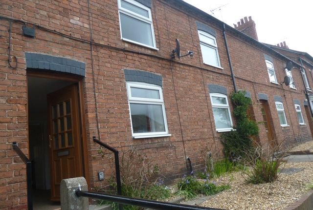 Thumbnail End terrace house to rent in Wrexham Road, Whitchurch